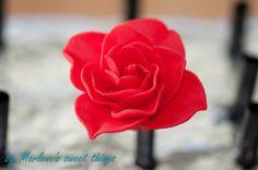 Marlene's sweet things: roses Tutorials