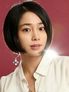 Jung So Min, Korean Star, Boys Over Flowers, Korean Actors, Cool Hairstyles, Female Hairstyles, Actors & Actresses, Kdrama, Hair Cuts