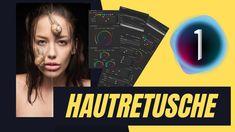 Hautretusche in Capture One   Capture One Portrait Deutsch Tutorial Portrait, Tutorials, Logos, School, Movie Posters, Top, Headshot Photography, Logo, Film Poster