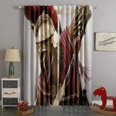 Boys Room Curtains, 3d Curtains, Printed Curtains, Custom Curtains, Blackout Curtains, Panel Curtains, Assassins Creed Odyssey, Shop Window Displays, Casual Elegance