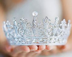 Rose Gold Tiara Crystal Wedding Tiara Leaf Bridal Crown – Wedding For My Life Gold Bridal Crowns, Bridal Tiara, Wedding Jewelry, Wedding Veils, Bridal Headpieces, Wedding Garters, Wedding Hair, Wedding Crowns, Wedding Tiaras