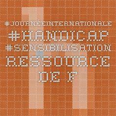 #JournéeInternationale #handicap #sensibilisation   ressource de films et documebntaire abordant le thème du #handicap video.handicap.fr