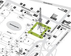 Lageplan VELOBerlin 2012