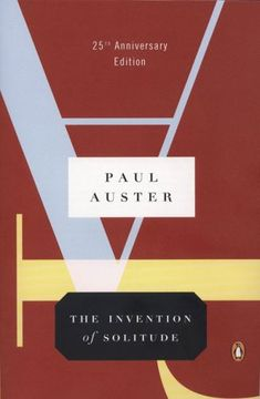 The Invention of Solitude, by Paul Auster