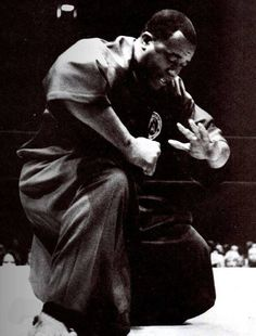 Doctor Moses Powell Founder Sanuces Ryu Jujitsu