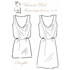 Free Printable Blouse Patterns | Free Sewing Patterns Online Dresses Performance clothing