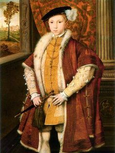 20th February 1547: On this day in history marks the coronation of Edward VI, son of Henry VIII and Jane Seymour at Westminster Abby. Edward VI was just nine years old when he succeeded his father to the English throne.