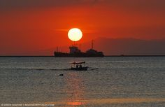 Manila bay sunset Sunrises, Manila, More Photos, Sunny Days, Mother Nature, Places Ive Been, Philippines, Boats, Highlights
