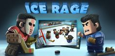 Ice Rage: Hockey v1.0.20 - Frenzy ANDROID - games and aplications