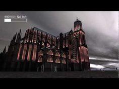 Domkerk Utrecht 3d Animation
