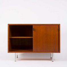Florence Knoll Credenza   From a unique collection of antique and modern credenzas at https://www.1stdibs.com/furniture/storage-case-pieces/credenzas/