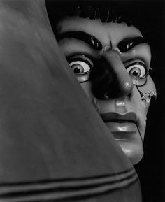 """Creepy doll. Hide! Hide! Read """"Dolls Watching"""" in 'The Ghost Chaser's Daughter' Amazon."""