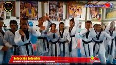 Equipo Nacional de Taekwondo estará presente en el Gran Open de Santander – Bucaramanga, Colombia del 20 al 23 de julio