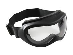 Black WindStorm Tactical Goggle
