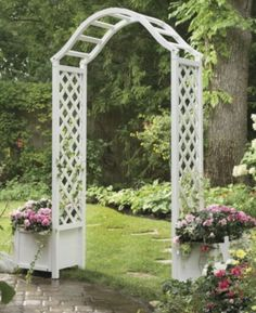 39 Best Arbor And Or Trellis Images On Pinterest Garden Arbor
