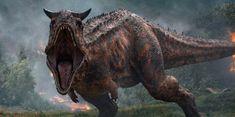 You are watching the movie Jurassic World: Fallen Kingdom on Putlocker HD. Three years after the demise of Jurassic World, a volcanic eruption threatens the remaining dinosaurs on the isla Nublar, so Claire Dearing, the former park Jurassic Park 3, Blue Jurassic World, Jurassic World Dinosaurs, Jurassic World Fallen Kingdom, Dinosaur Images, Dinosaur Art, Prehistoric World, Prehistoric Creatures, Jurassic World Wallpaper
