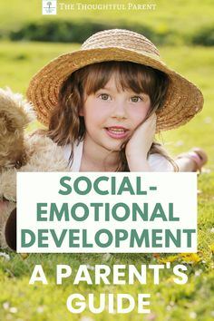 By fostering social-emotional development in our children, we can help pave their path to success and meaning in all aspects of life. A parent-friendly guide to all you need to know about social-emotional development. Conscious Parenting, Mindful Parenting, Gentle Parenting, Parenting Tips, Social Emotional Development, Child Development, Kids Educational Crafts, What Is Social, Kids Behavior