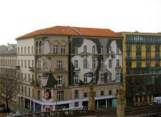 design-dautore.com: A Berlino, la street art col volto di donna