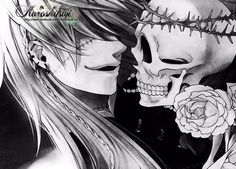 Undertaker - Kuroshitsuji,Black Butler,Anime