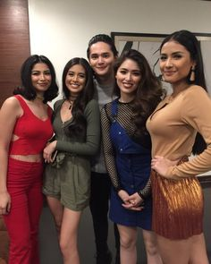 regram @ilablabjathea.rastro Ang gaganda ng mga kasama ko  @glaizaredux  @_gabbigarcia  @kylienicolep  @sanya_lopez [via Ruru Madrid on Twitter] #encantadia2016 #Pirena #Alena #Amihan #Danaya Encantadia Costume, Kylie Padilla, Gabbi Garcia, Beautiful Dark Skinned Women, Sanya, Charlotte Casiraghi, Celebs, Celebrities, Tumblr Girls