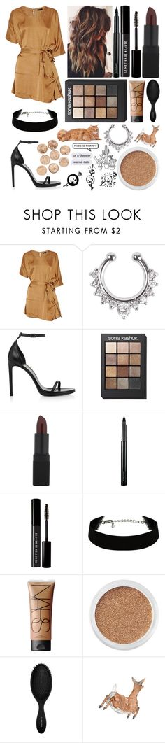 """Untitled #760"" by imcalledcharo ❤ liked on Polyvore featuring Vionnet, Yves Saint Laurent, Sonia Kashuk, NARS Cosmetics, MAC Cosmetics, Le Métier de Beauté, Bare Escentuals and Sephora Collection"