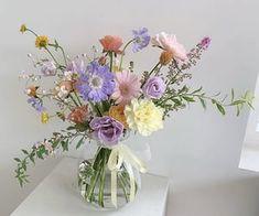 Spring Aesthetic, Flower Aesthetic, My Flower, Beautiful Flowers, Bouquet Champetre, Cactus Plante, No Rain, Bouquets, Planting Flowers