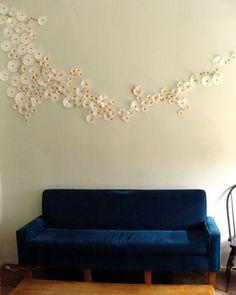 wanddekoration ideen die moderne kunst als akzent, 15 besten wall design bilder auf pinterest | wanddekoration, Design ideen