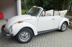 Vw Cabrio, Beetle Convertible, Vehicles, Cute Cars, Vw Bugs, Car, Vehicle, Tools