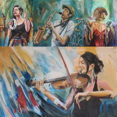 #Ressam Mehmet Barış Özer'in #müzik temalı #akrilik resimlerini keşfedin! Explore #artist Mehmet Baris Ozer's #music themed #acrylicpaintings via Galleyrmak.com  #gallerymak #sanat #resim #caz #jazz #konser #sanatçı #tablo #ig_sanat #sergi #galeri #painting #paintings #artgallery #artlovers #artlife #artcollection #artcollectors #contemporaryartcurator #artcurator #kurator #blues #muzik #sanatsal
