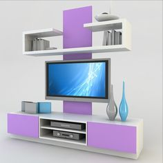 Perfect Best TV Stand Designs For Ultimate Home Entertainment Tags: Tv Stand Ideas  For Small Living Room, Tv Stand Ideas For Bedroom, Antique Tv Stand Ideas,  ...