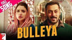 Bulleya - Full Song | Sultan | Salman Khan | Anushka Sharma | Papon - YouTube
