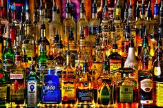 Cheers - Alcohol Galore - Photography by David Patterson