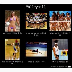 Again. But I like the one about what my coach thinks I do...because its happened before
