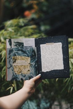 Art Journal Sessions (artist: Merel Djamila)