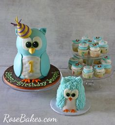 Blue Owl Party....love