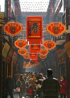 Shanghai Market, Shanghai, China