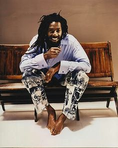 THE ONE AND ONLY BUJU BANTON.