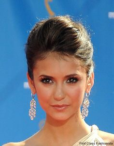 Google Image Result for http://www.firstclassfashionista.com/wp-content/gallery/celebrity-updo-hairstyles-on-emmy-awards-red-carpet-2010/nina-dobrev-emmy-awards-red-carpet-hairstyle.jpg