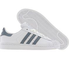 Adidas Superstar II 2 (runninwhite / silver) G17204 - $69.99 Paul Verhoeven, Sneaker Brands, Adidas Superstar, Adidas Shoes, Adidas Originals, Shoe Boots, Footwear, Mens Fashion, Nike