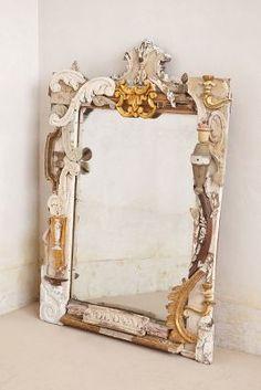 xx..tracy porter..poetic wanderlust... Collage Mirror
