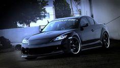 My RX8 - my good price dream car