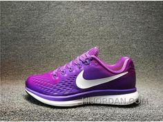 low priced d8e88 3ce82 AIR ZOOM PEGASUS 34 880560-50036 Purple Women Authentic TjCre