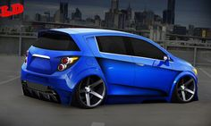 Tag For Chevrolet Sonic Photo - Nano Trunk