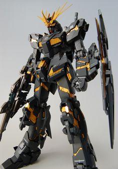 Rx-0 Unicorn Gundam 02 Banshee   獨角獸高達2號機:報喪女妖