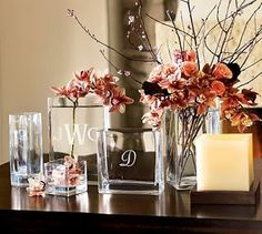 47 Best Home Decor With Square Glass Vase Images Floral