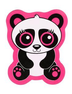 Jumbo Panda Eraser   Girls Backpacks & School Supplies Accessories   Shop Justice