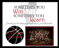 Basketball coach gift-Coach gift-Personalized by Raising3Cains