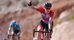 VICTORY! Ben Hermans wins stage 5 of Tour of Oman on his BMC teammachine SLR01 bike.   LEARN MORE: http://www.bikeroar.com/products/bmc/teammachine-slr01-dura-ace-2017/team-red-48cm.   #BenHermans #TOO2017 #teammachine #SLR01 #roadbike #BMC
