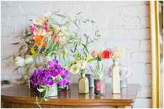 Colorful Urban Inspired Shoot by Kina Wicks | One Hitched Lane