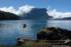 Seven Mount Lake, Jambi, Indonesia